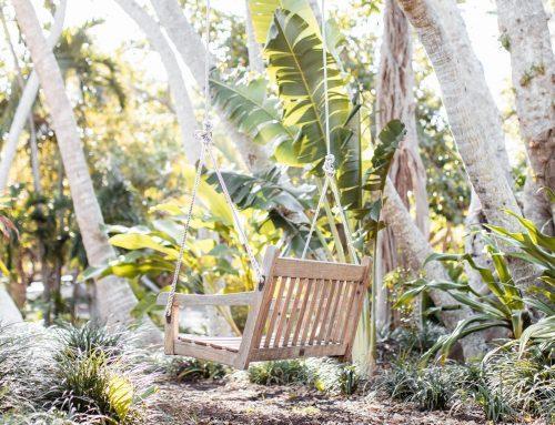Gartenmöbel richtig pflegen